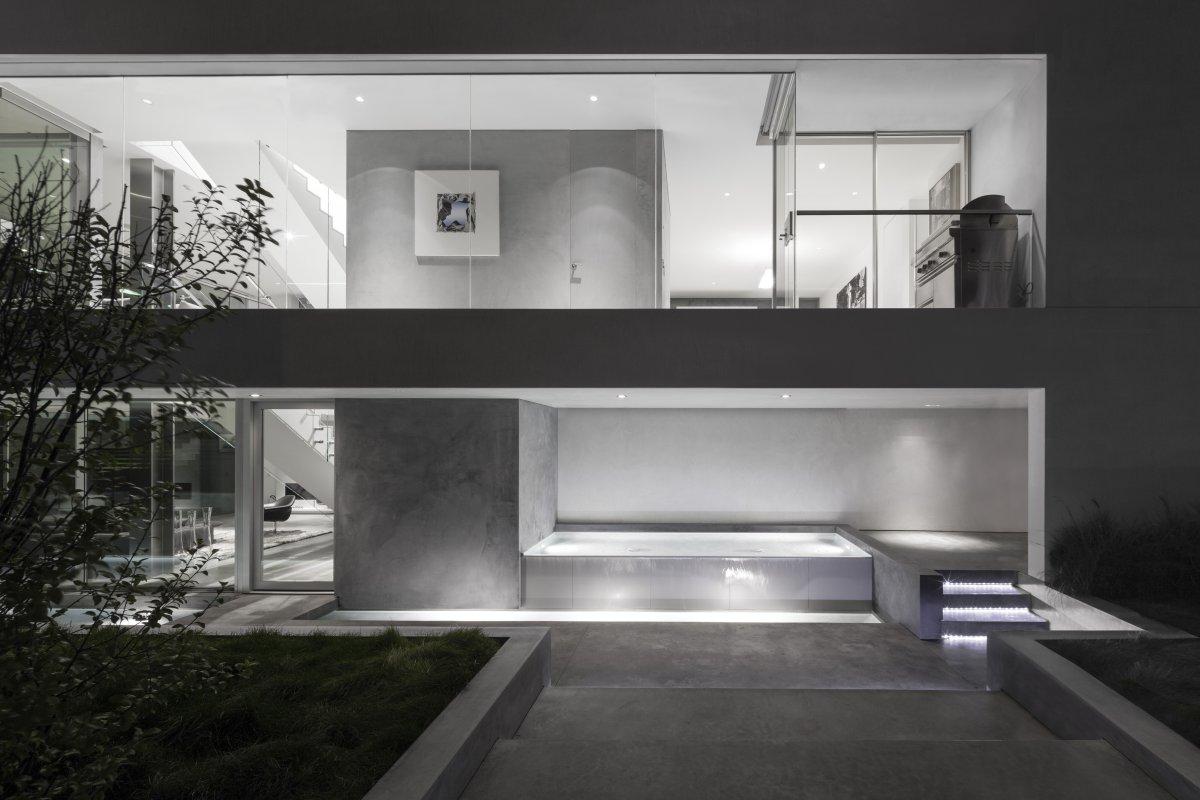 Dan Brunn, Flip Flop, частный дом в Венис, особняк в Лос-Анджелесе, дом в Калифорнии, особняк с видом на океан, дом на пляже в Калифорнии