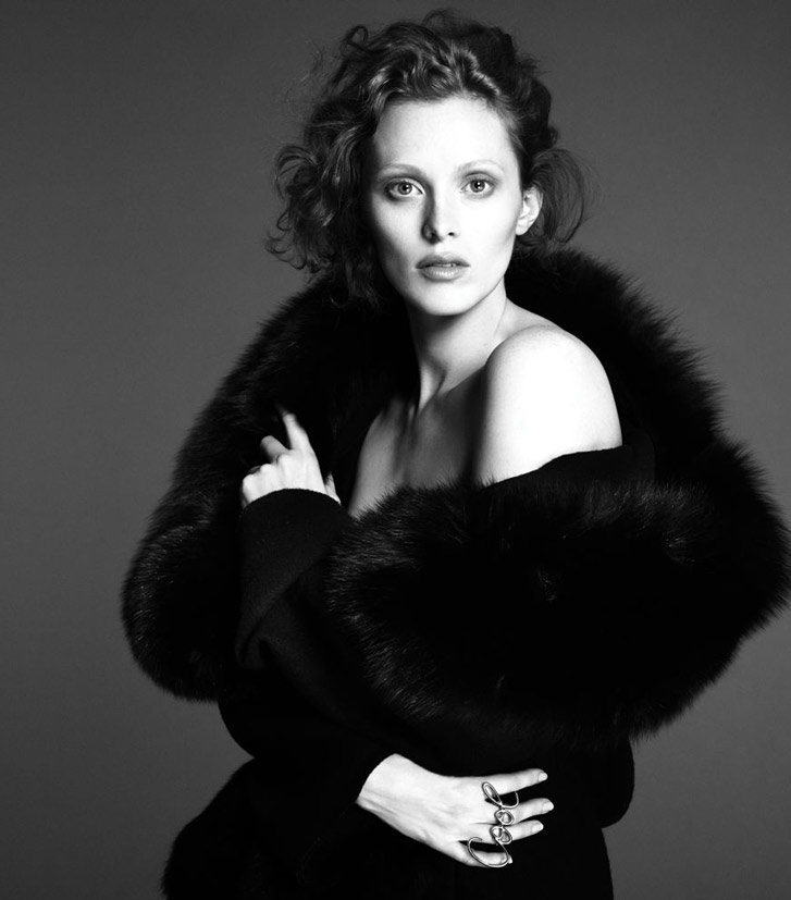 Карен Элсон / Karen Elson - The Originals by Mert Alas & Marcus Piggott - Interview Magazine september 2013
