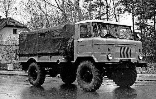 ГАЗ-66 образца 64 года