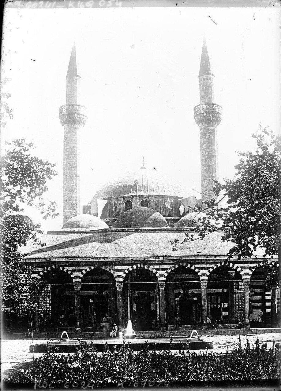 Мечеть Дервишей. 1920