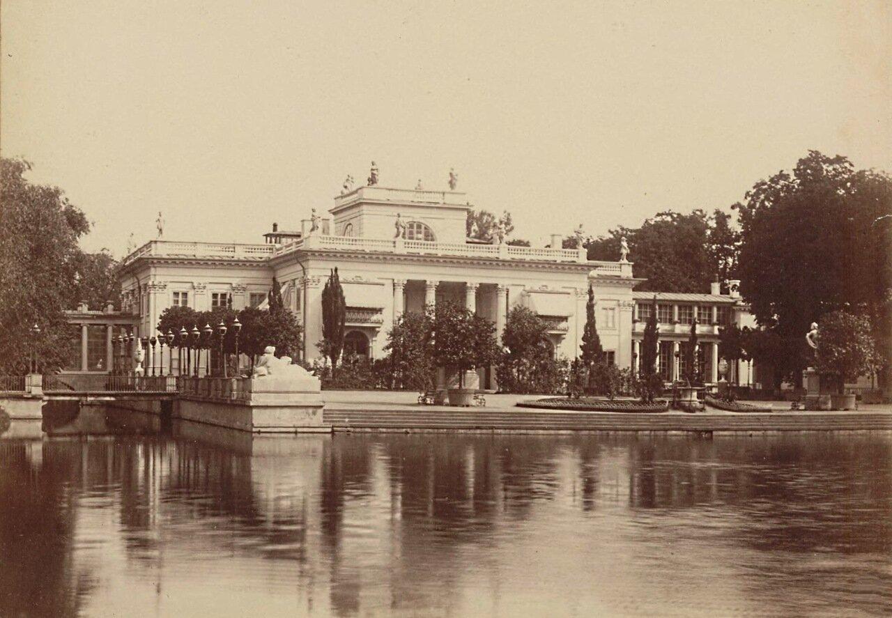 Дворец на воде 1875