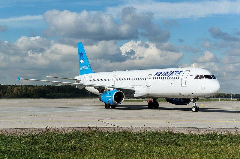 Airbus A321-231 (EI-ETL) Metrojet 245_D801272
