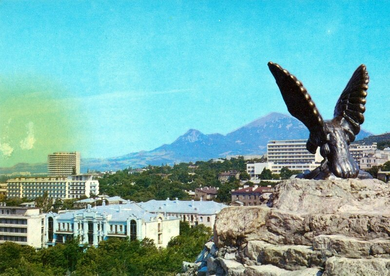 Аня, кавказские минеральные воды открытки