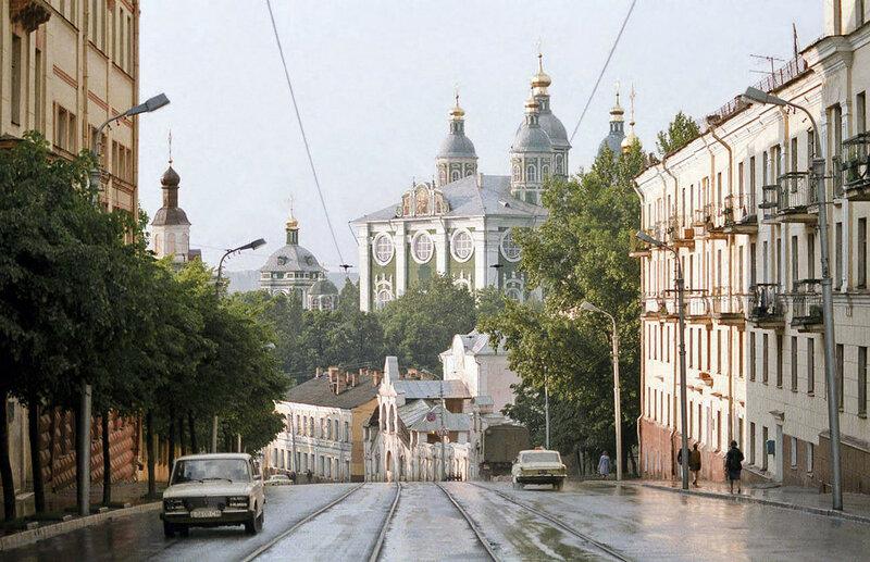 1985 Ул Б Советская. Юрченко, РИА Новости.jpg
