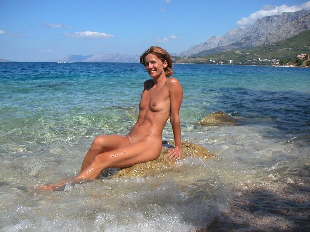 пляжах эротика крыма на