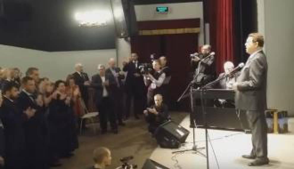 Кобзон посвятил песню ликвидированному террористу Мотороле. ВИДЕО