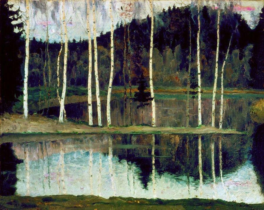 Начало весны (Ранняя весна). 1905.jpg
