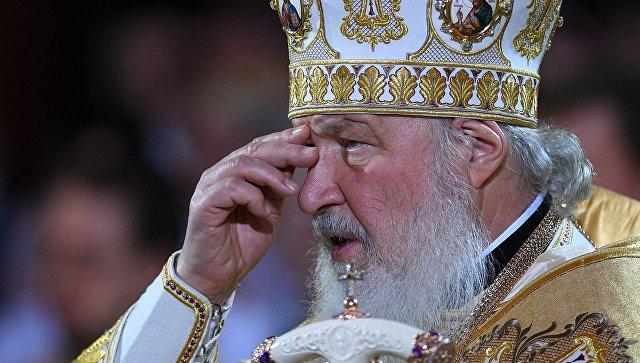 20170219_13-25-Патриарх Кирилл назвал революцию 1917 года «великим преступлением»