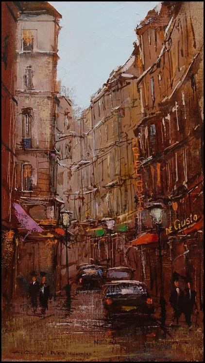 Картины художника Андрея Гука - Guk Andrey