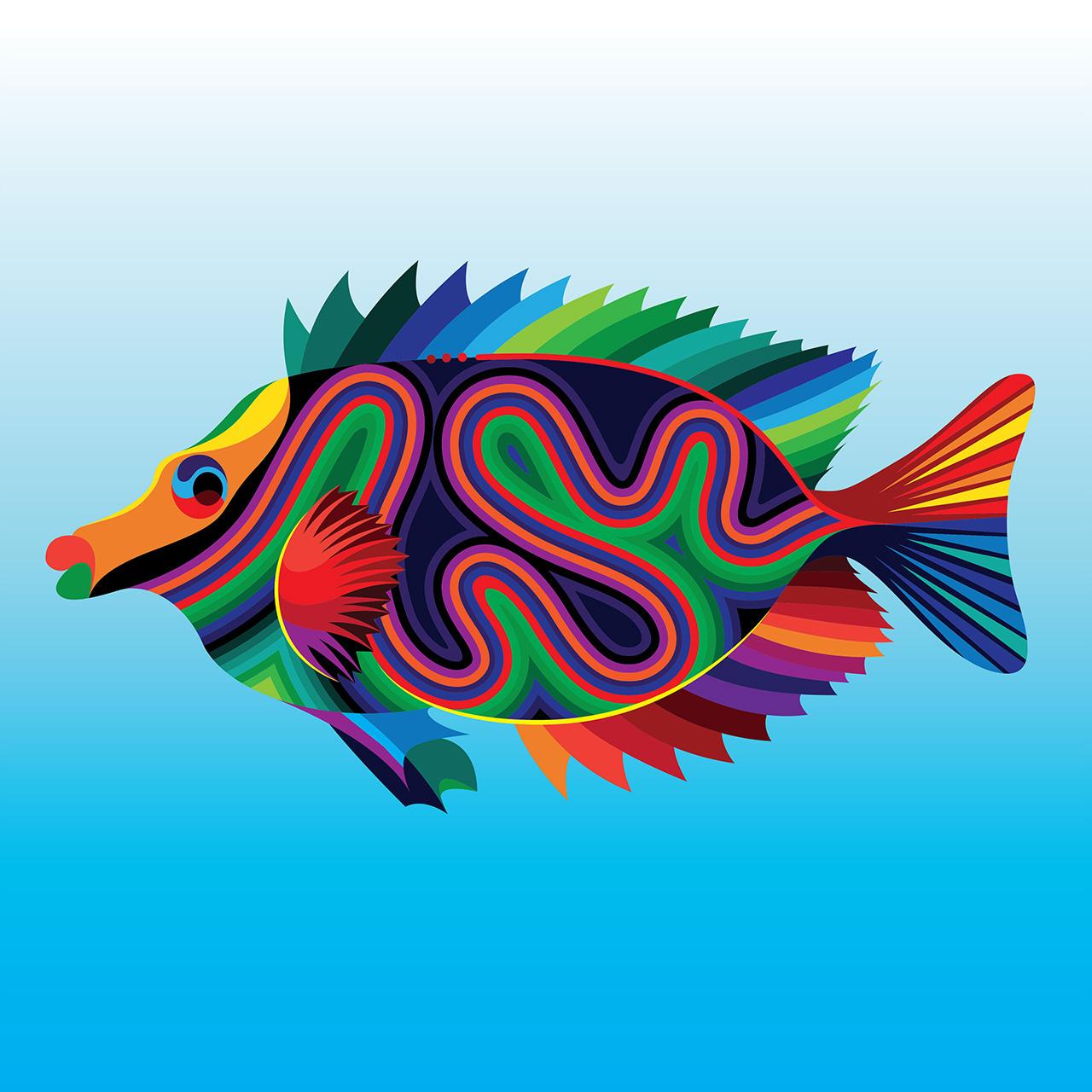 Endangered Tropical Fish / Находящиеся под угрозой исчезновения тропические рыбы