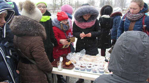 Празднование масленицы 25 февраля 2017