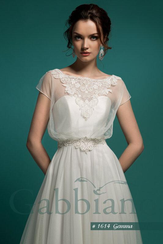 Свадебное платье Гемма