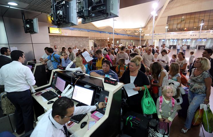 Русские специалисты проверят аэропорты Египта набезопасность