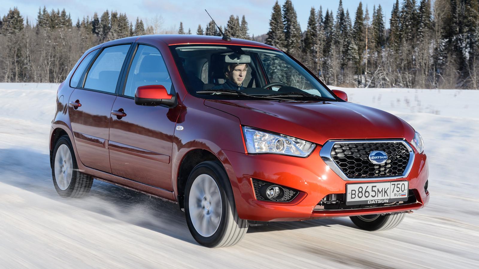 Автомобили Nissan и Datsun продолжают продаваться в РФ на выгодных условиях