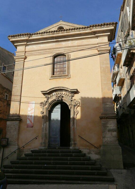 Рагуза. Церковь Святого Вита (Chiesa di San Vito)