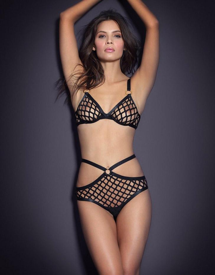 19. Agent Provocateur — всемирно известный британский бренд обворожительного женского нижнего белья,
