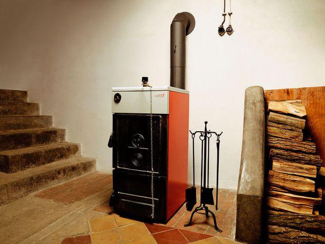 Твердотопливные котлы длительного горения для отопления частных домовладений (2 фото)