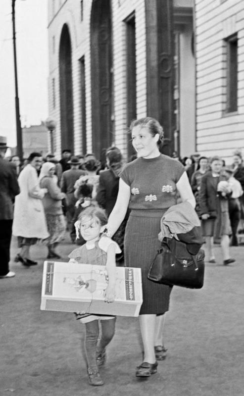 Новая игрушка, 1958 год.