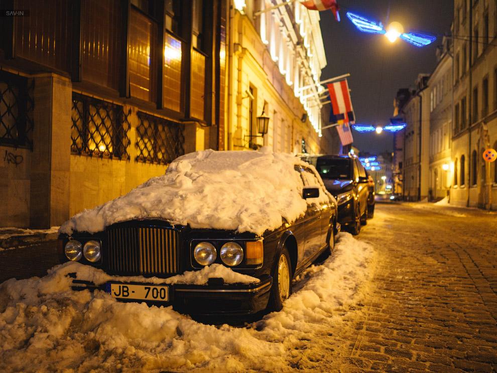 8. Тут надо рассказать о втором главном впечатлении от Латвии, после чистоты на дорогах. Здесь