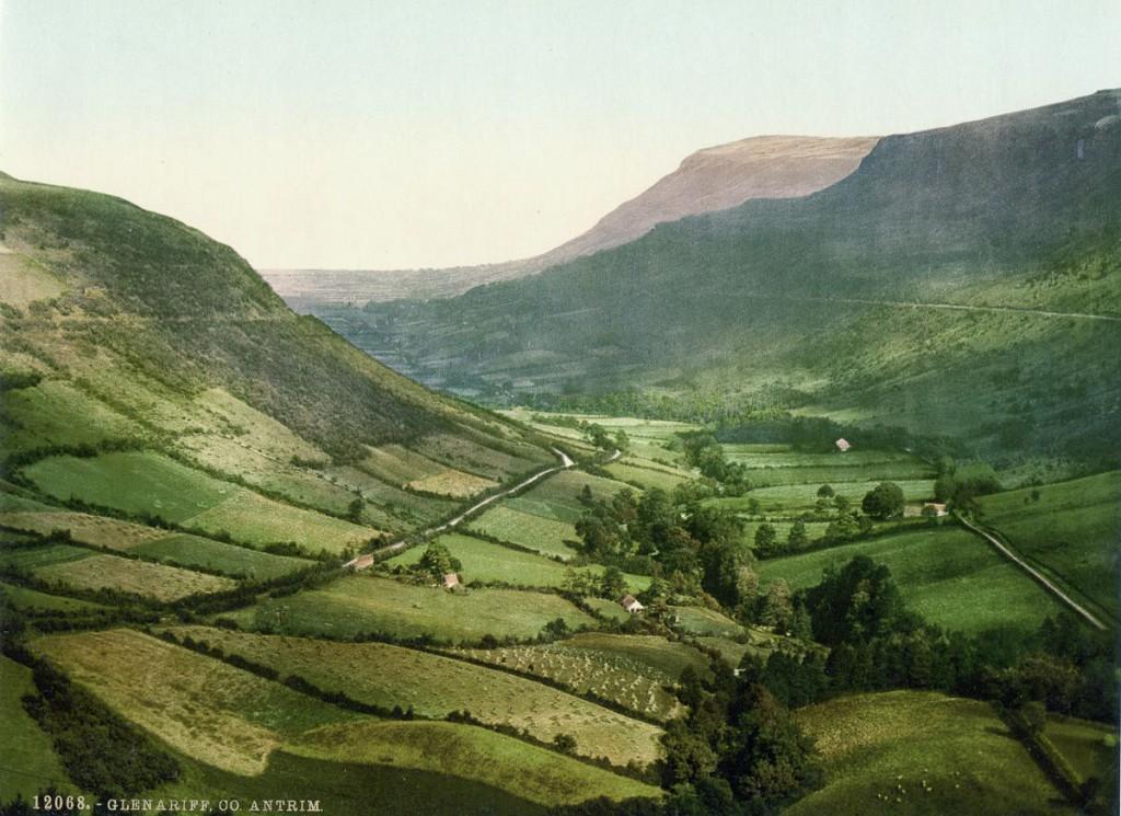 Ирландия в 1890-х: красоты Изумрудного острова в ярких открытках