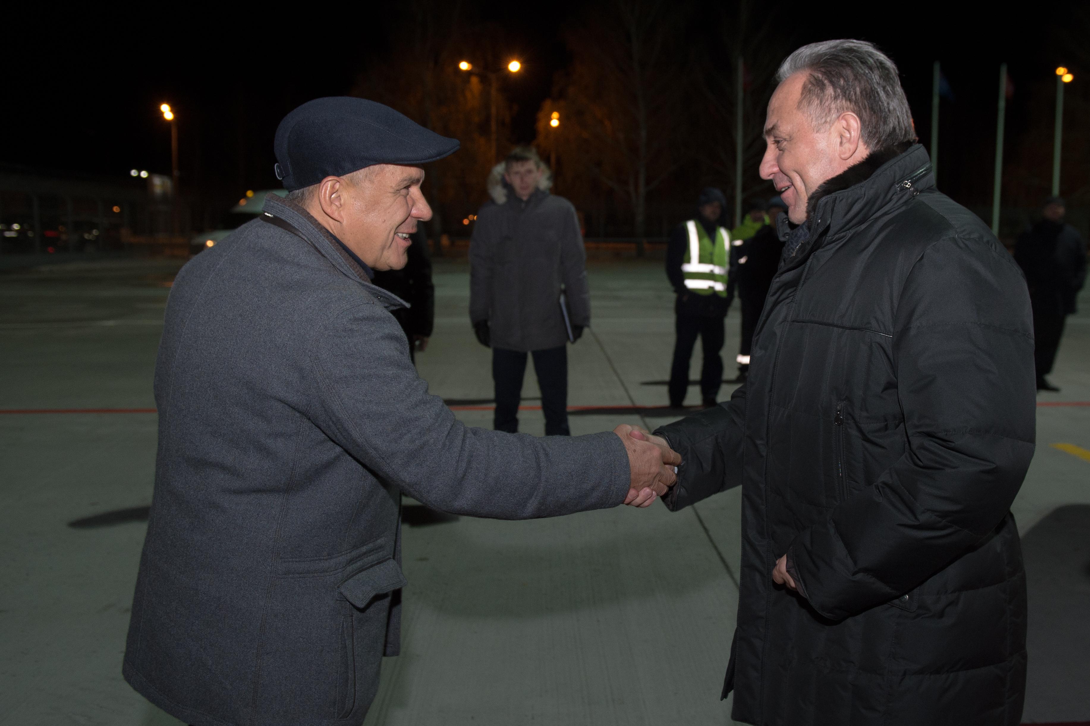 Равиль Зиганшин объявил оготовности строящегося стадиона «Самара Арена» наполовину