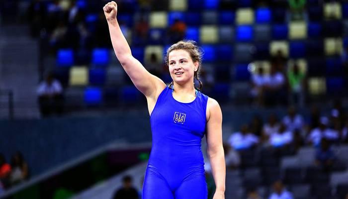 Твердая пятерка: украинцы завоевали медали напрестижном турнире поборьбе