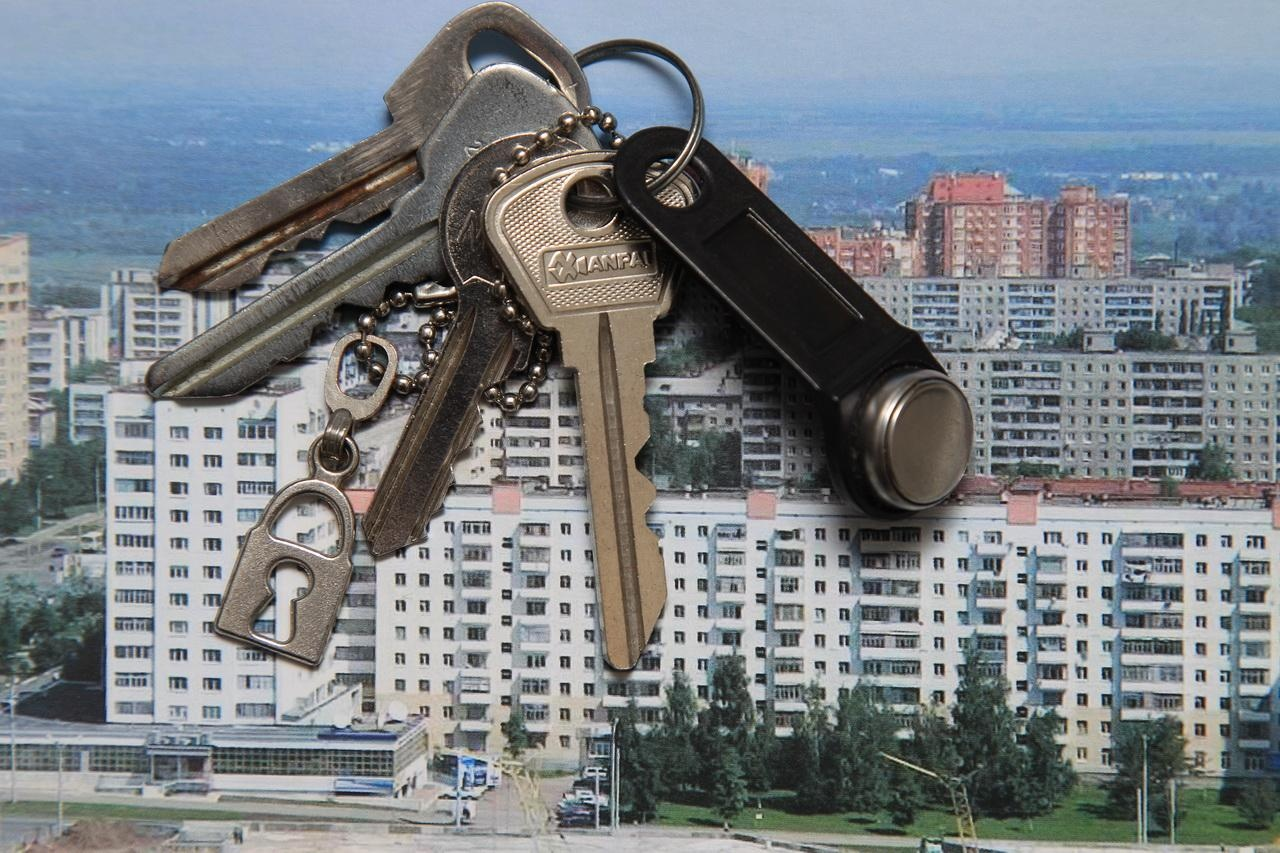 Неменее 75 тыс. жителей столицы бесплатно приватизировали жилье вследующем году