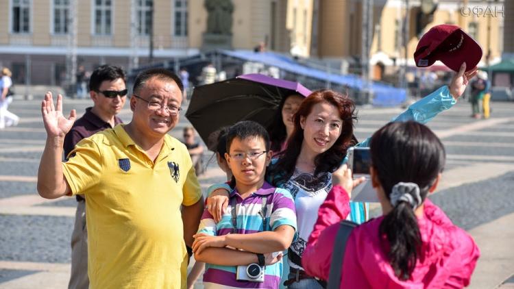 Число китайских туристов вПриамурье в 2016г. возросло на14%