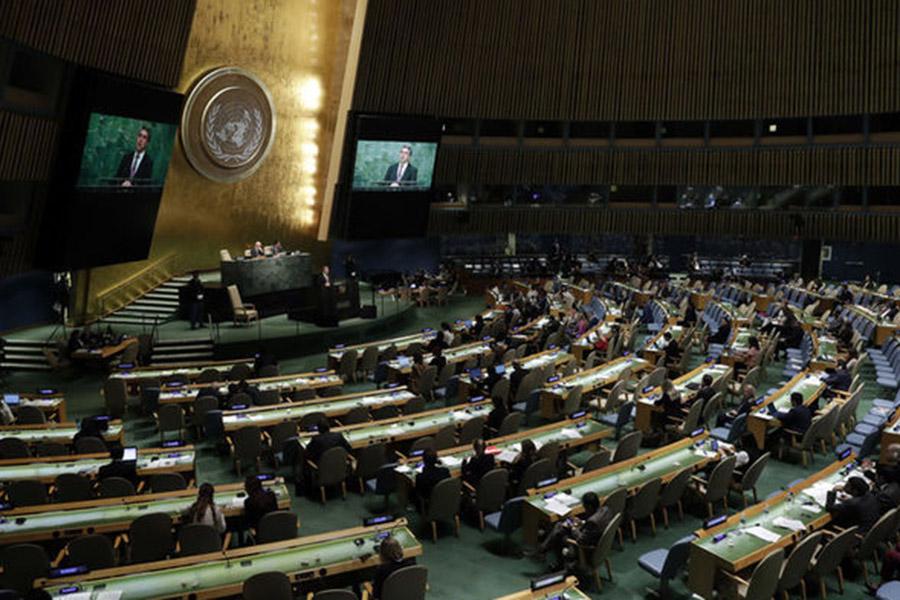Шесть стран лишены права голоса впредставительстве ООН