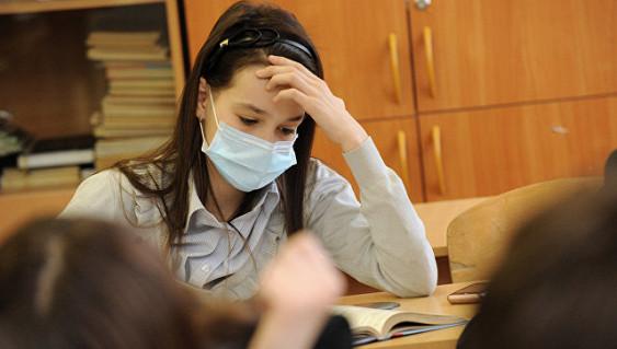 В Российской Федерации 15 школ закрыли из-за гриппа