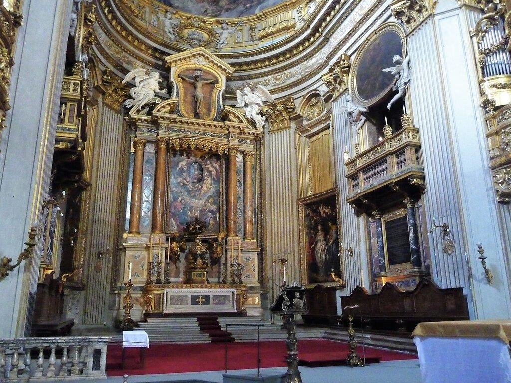 Церковь Nuova