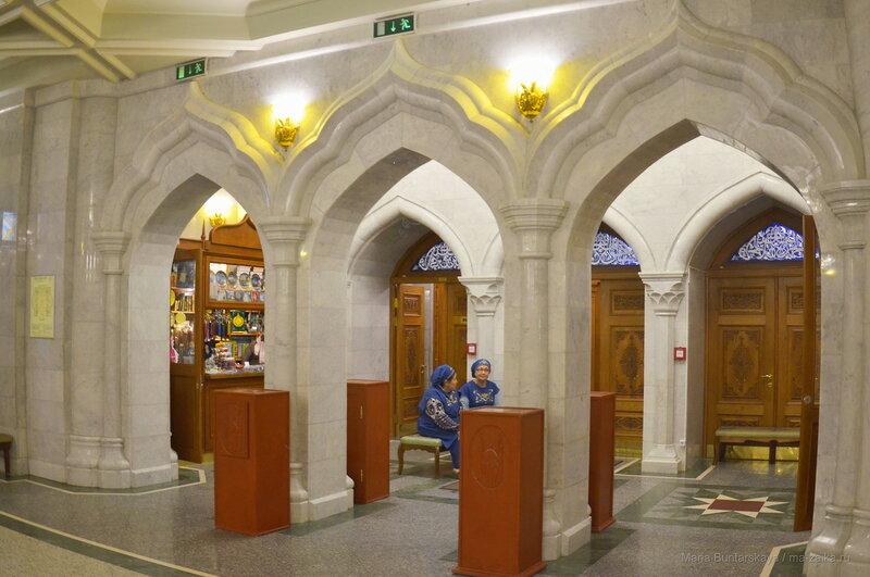 Кул-Шариф, Казань, 27 февраля 2017 года