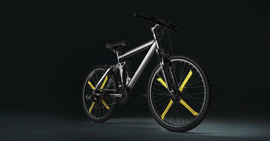 Customizable Led Bike Wheels