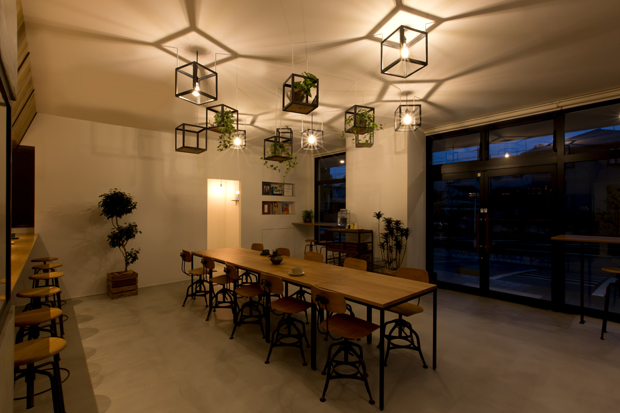 Cafe CICERO by Alts Design Office