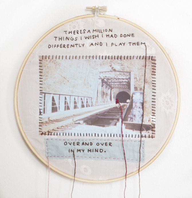 'I Don't Really Miss You' by Lindsay Bottos