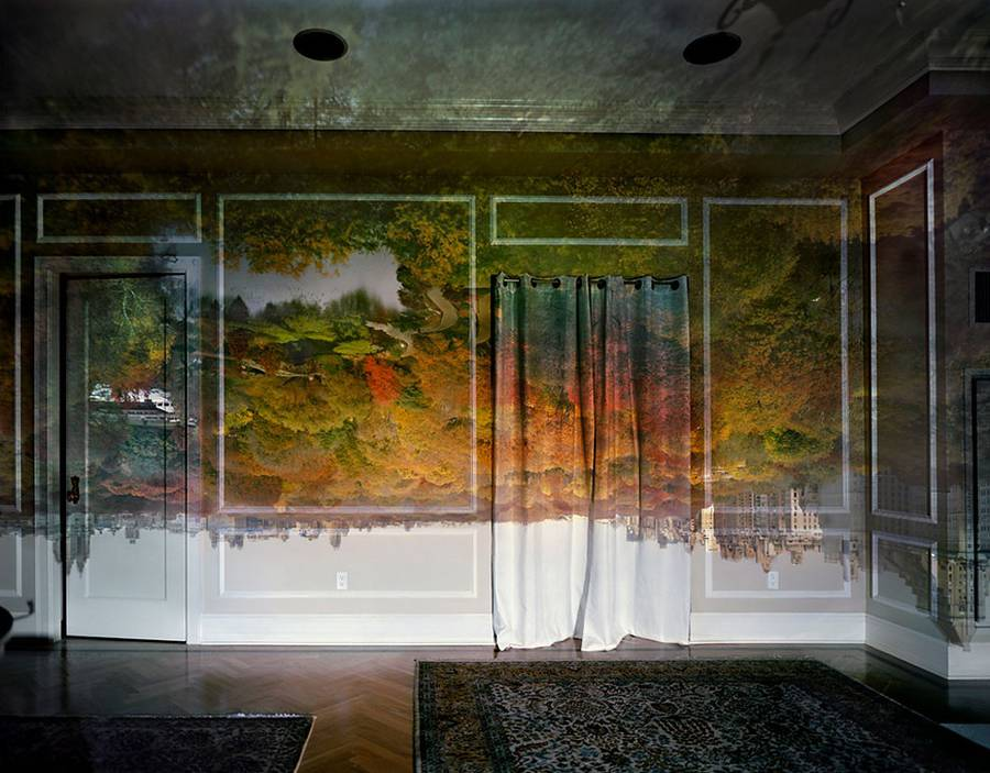 Eye-Popping Roomscapes with a Camera Obscura
