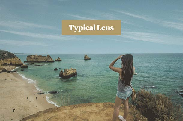 Tens - Glasses to see the life behind an Instagram filter