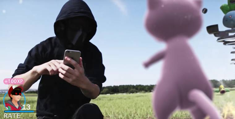 A Pokemon GO game escalating quickly…