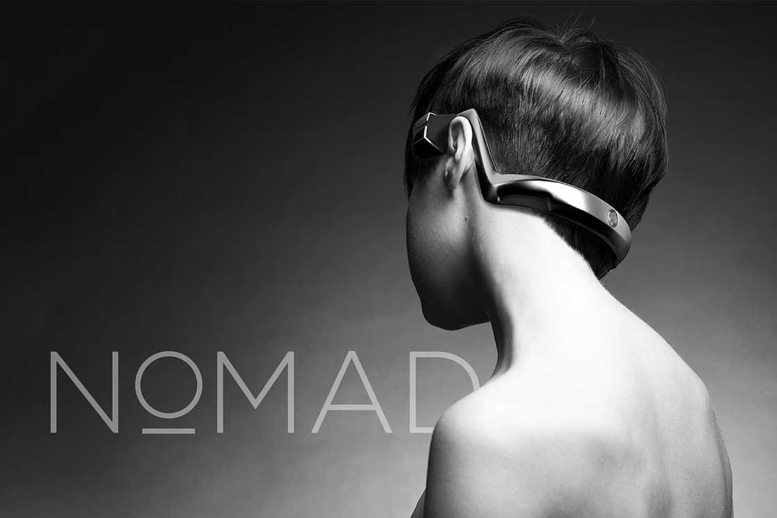 Nomad Sensor - A futuristic gadget to help the visually impaired