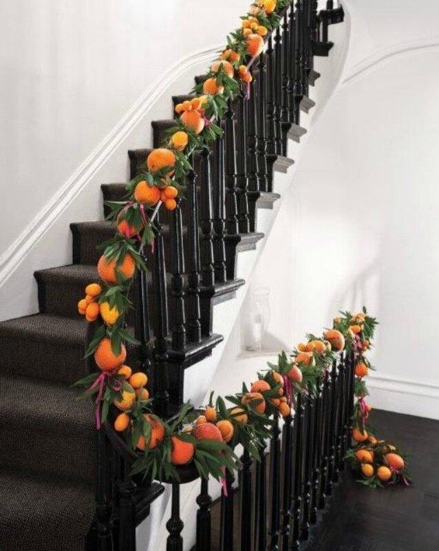 Апельсиновый Новый год