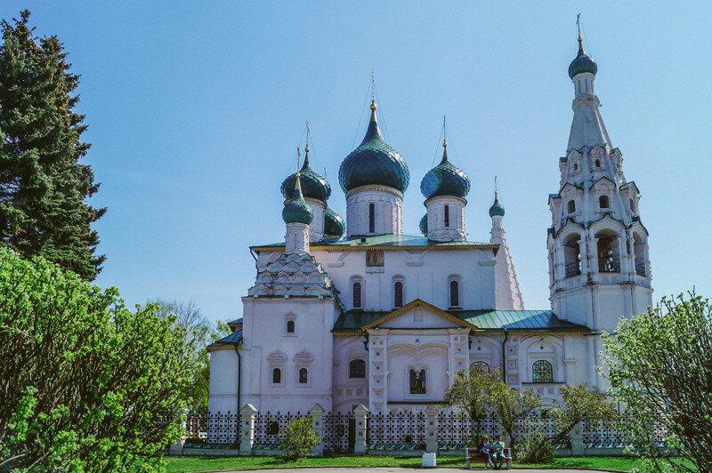 выходные в Ярославле