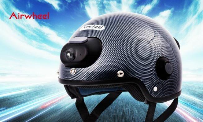 Мотошлем Airwheel C6 с интегрированной камерой