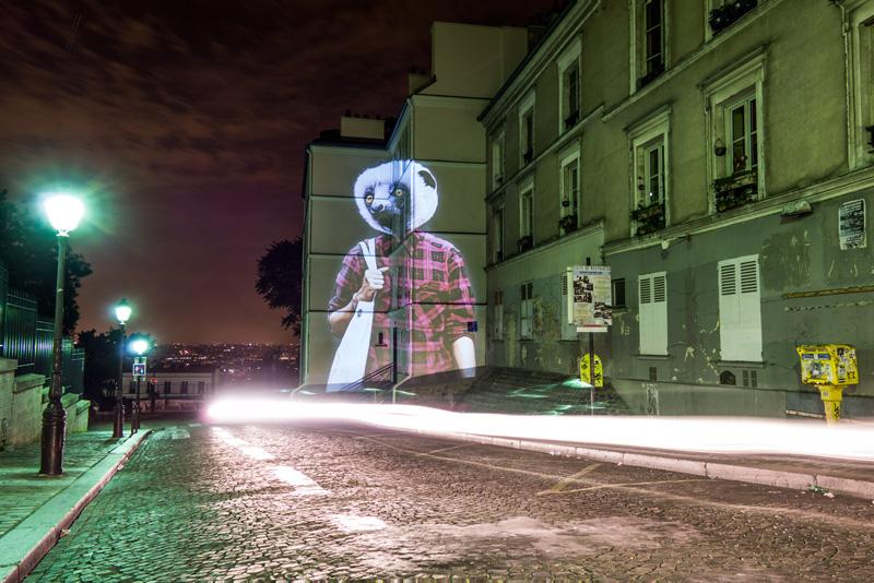 Urban Safari Projections
