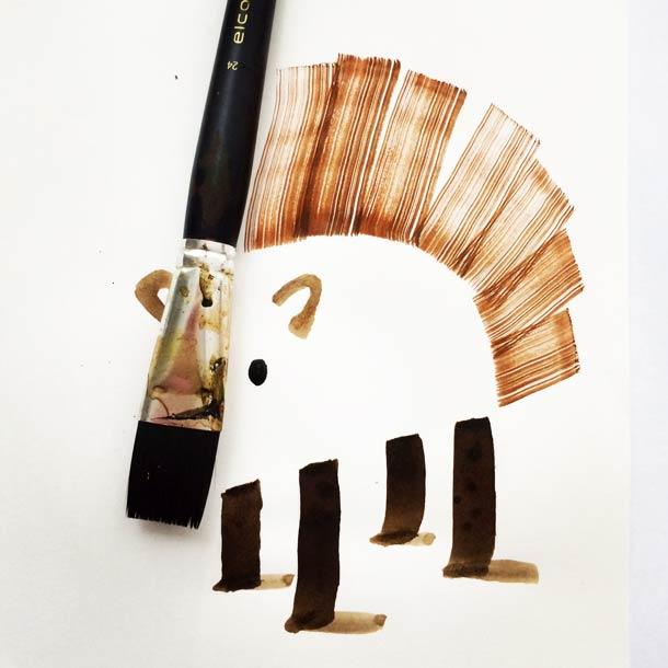 19 creations de Christoph Niemann