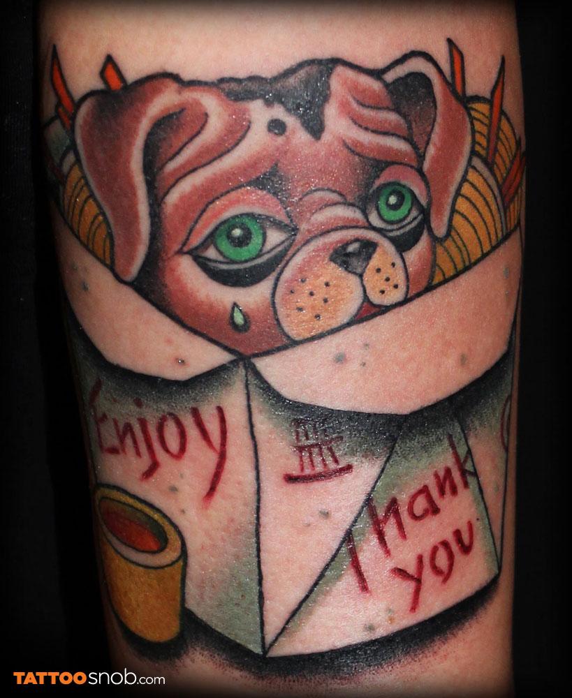 Tatuagens veganas incriveis!