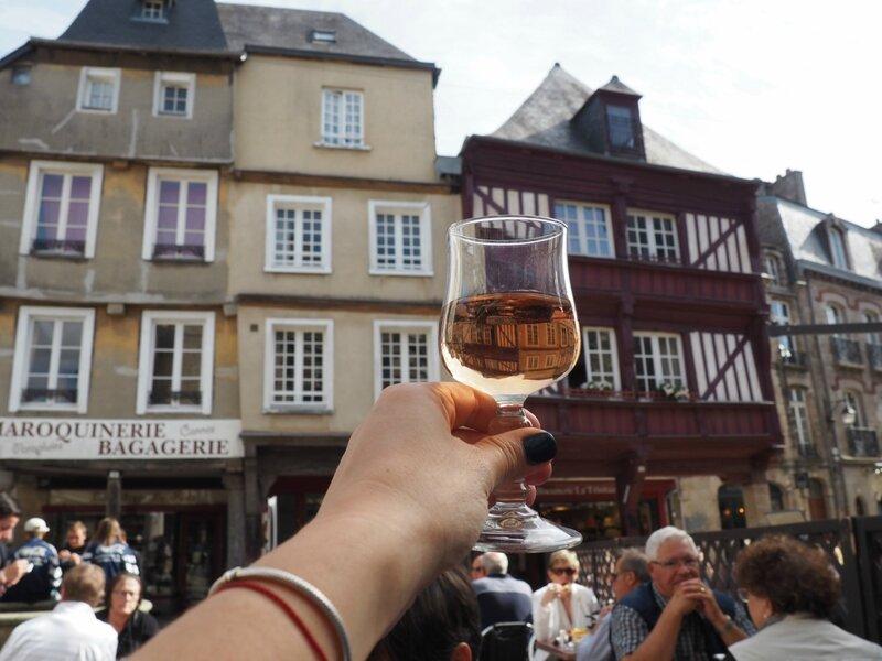 Франция - вино (France - wine)