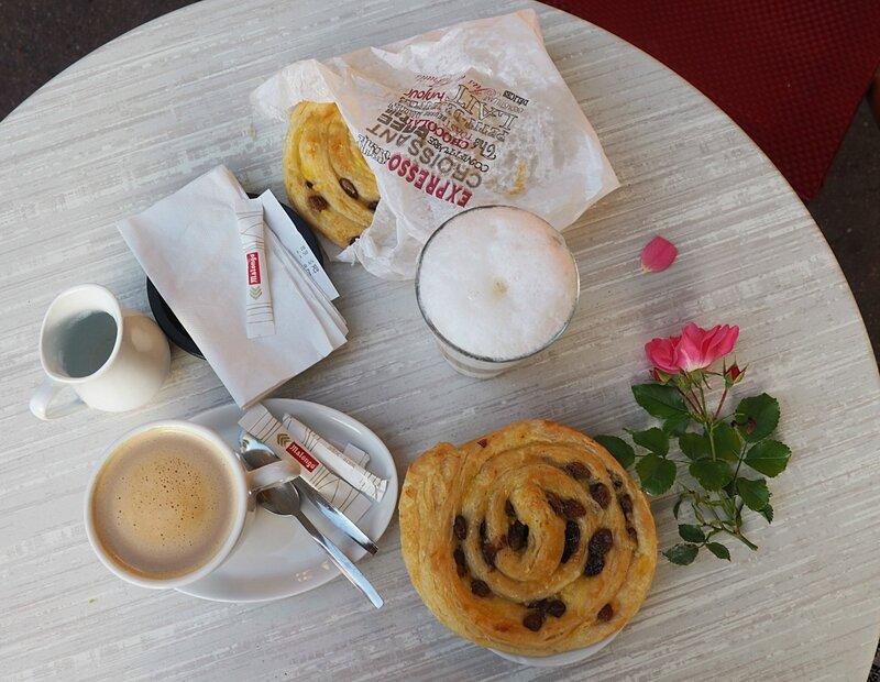 Франция - выпечка ( France - baking)