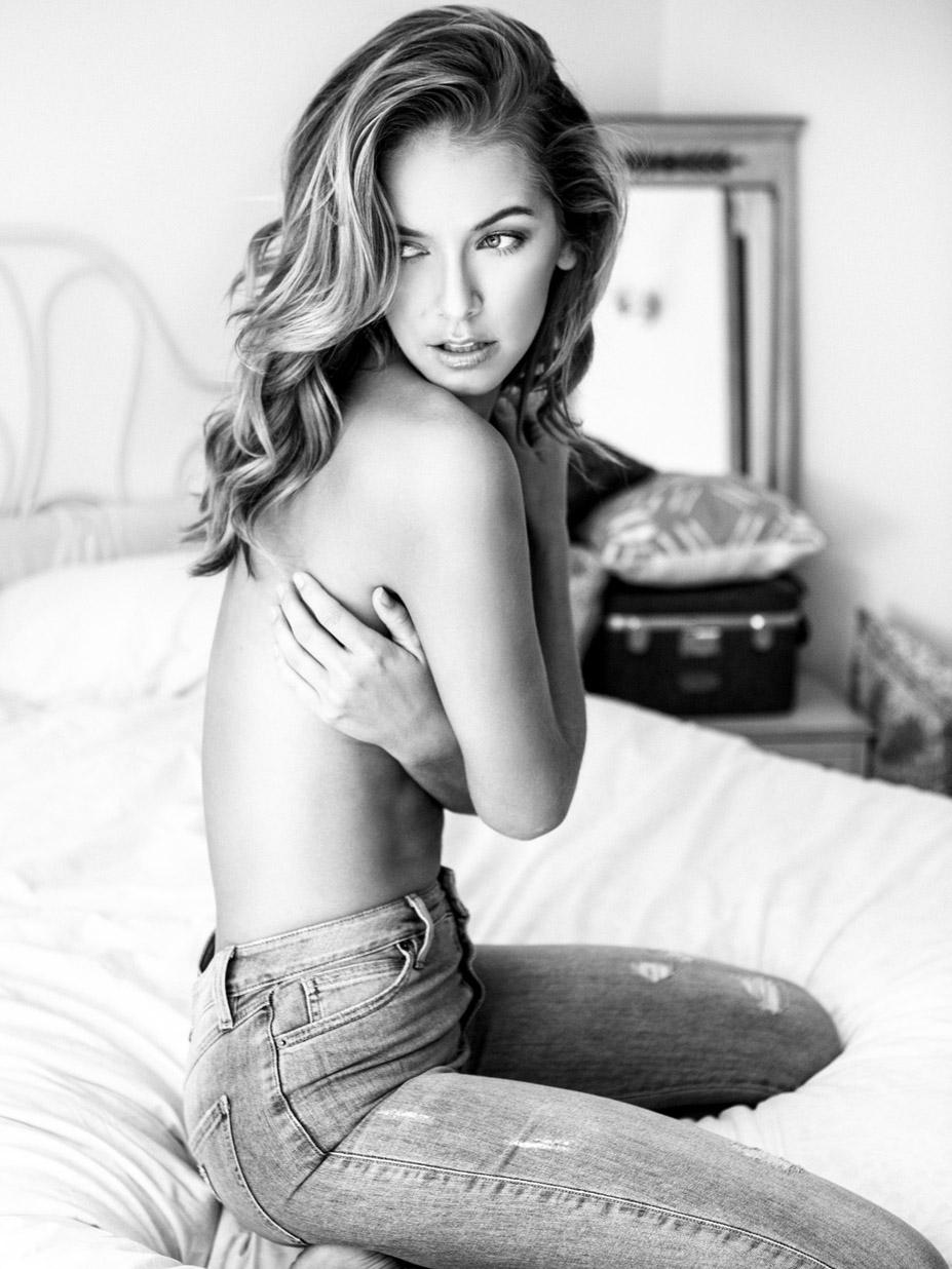 Оливия Джордан / Olivia Jordan by Ben Tsui