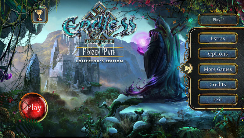 Endless Fables: Frozen Path CE