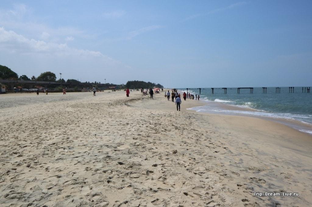 Пляж Аллеппи (Alleppey Beach)